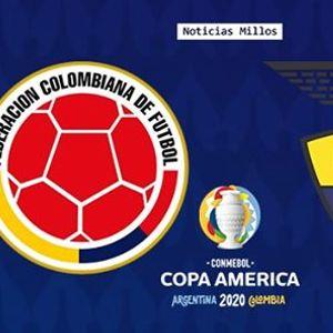 Copa Amrica Colombia Vs Ecuador