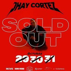 JHAY CORTEZ En Concierto Timelezz Tour