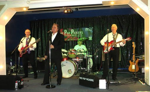 The Pop Pickers at Oakdale Conservative Club, 19 December | Event in Poole | AllEvents.in