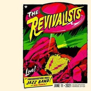 NEW DATE - The Revivalists - Red Rocks