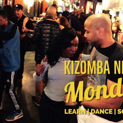 Free Kizomba Monday Afro-Latin Social  El Big Bad 1216