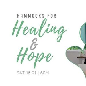 Hammocks for Healing & Hope-FIRE FUND Raiser