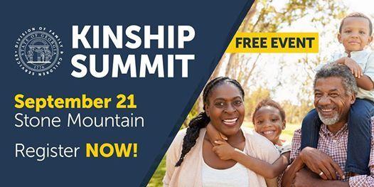 Georgia Kinship Care Summit