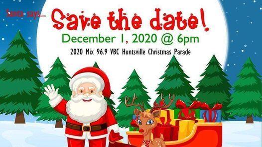 Huntsville Christmas Parade 2021 2020 Mix 96 9 Von Braun Center Huntsville Christmas Parade Von Braun Center Huntsville December 1 2020 Allevents In