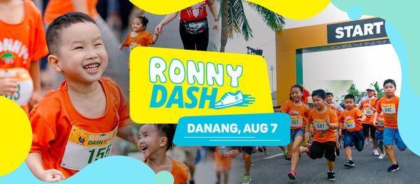 Ronny Dash Danang 2021, 7 August | Event in Sanhu Dao | AllEvents.in