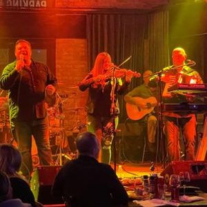 Debut Show at Dukes Country Saloon