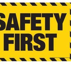 Safety First - Turvallisuusasiat avomerell