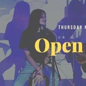 Thursday Open Mic