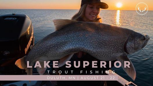 FULL - Lake Superior Trout Fishing  Her Wilderness