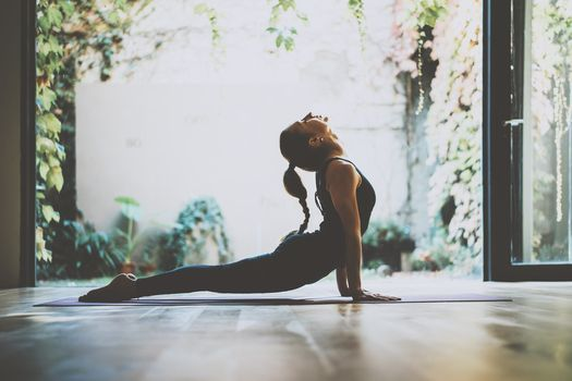 Online Yoga from the Garden | Event in Washington D.C. | AllEvents.in