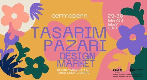 Cermodern Tasarım Pazarı, 29 May   Event in Ankara   AllEvents.in