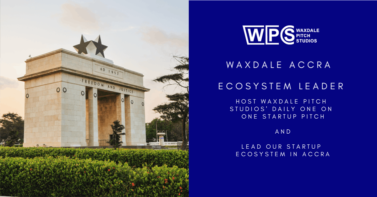 Build a startup community in your city. | Event in Accra | AllEvents.in