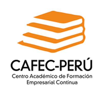 Centro Acádemico de Formación Empresarial Continua - CAFEC PERÚ