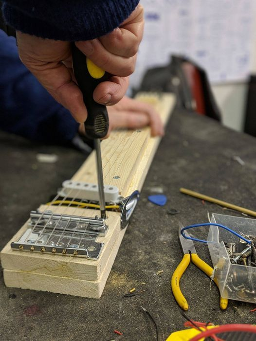 Build a Lapsteel Guitar, 26 June | Event in Machynlleth | AllEvents.in