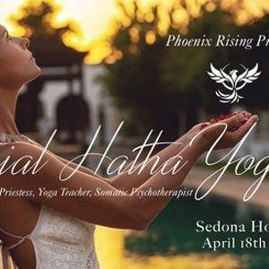 Ceremonial Hatha Yoga Workshop
