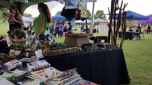 2019 Tulsa Pagan Pride Day Festival at Veterans Park, Tulsa