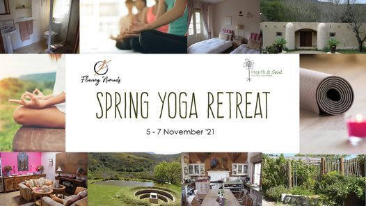 Spring Yoga Retreat 2021, 5 November | Event in Langa | AllEvents.in