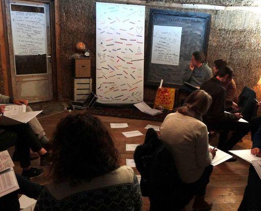 Themadag: Relaties en scary honesty, 13 December | Event in Eindhoven | AllEvents.in