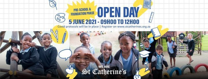 Pre-School & Foundation Phase Open Day, 5 June | Event in Germiston | AllEvents.in