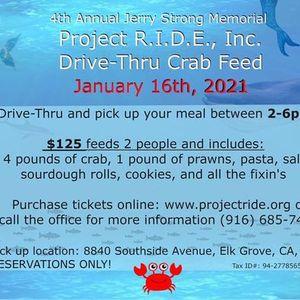 Drive-Thru Crab Feed