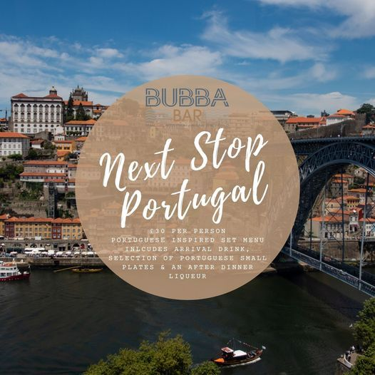 Trip Around the World - Stop 2 Portugal, 5 March | Event in Sheffield | AllEvents.in