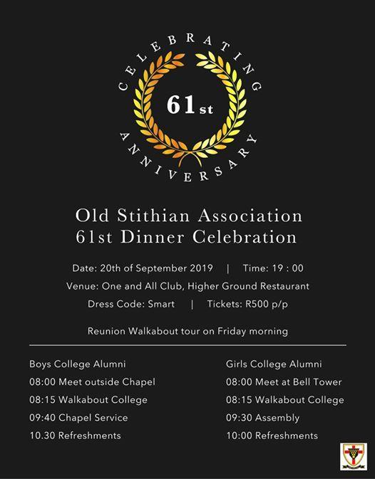 OSA Annual Dinner