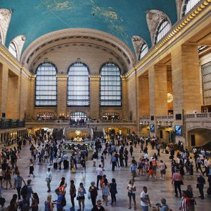 The Grand Central Scavenger & History Hunt