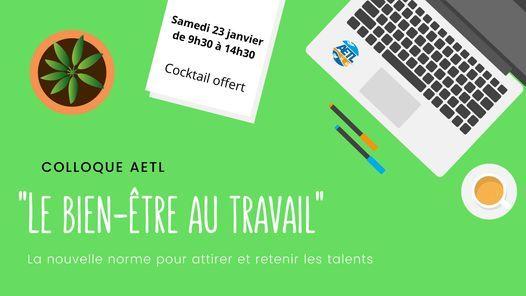 Le Bien-être au travail : attirer et retenir les talents, 2 October | Event in Levallois-perret | AllEvents.in