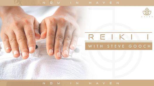 Reiki 1 with Steve Gooch | Event in Zamalek | AllEvents.in