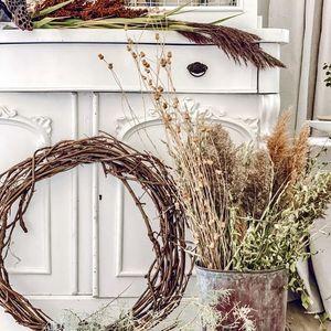 Foraged Fall Wreaths