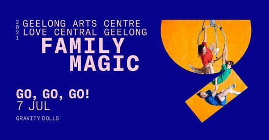 Go, Go, GO! - Gravity Dolls, 7 July | Event in Geelong | AllEvents.in