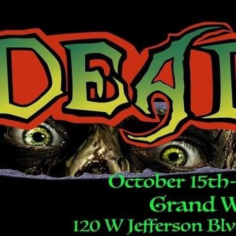 Dead Convention Fort Wayne, IN, 16 October | Event in Fort Wayne | AllEvents.in