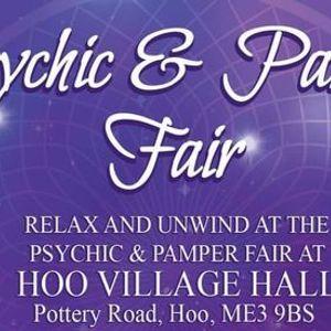 Psychic & Pamper Fair 1st August