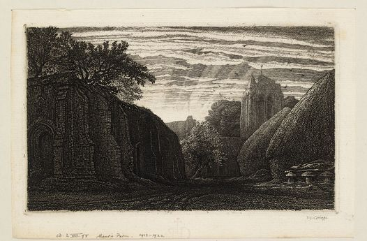 Online Talk - Online Print Room Visit, F. L. Griggs: Visions of England, 26 July   Event in Witney   AllEvents.in