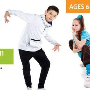 Hip Hop Classes for Kids (Ages 6-10)