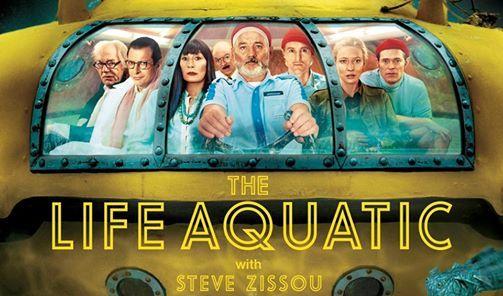 Cult Films - The Life Aquatic with Steve Zissou
