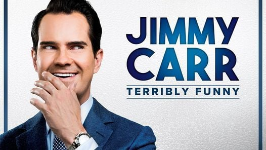 Jimmy Carr: Terribly Funny Tour, 29 June   Event in Margate   AllEvents.in