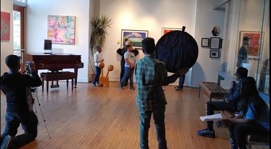 ILICFFEubie Blake Filmmaking Workshops for Youth