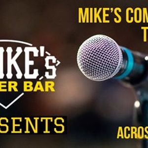 Comedy Open Mic Night at Mike's Beer Bar, Pittsburgh