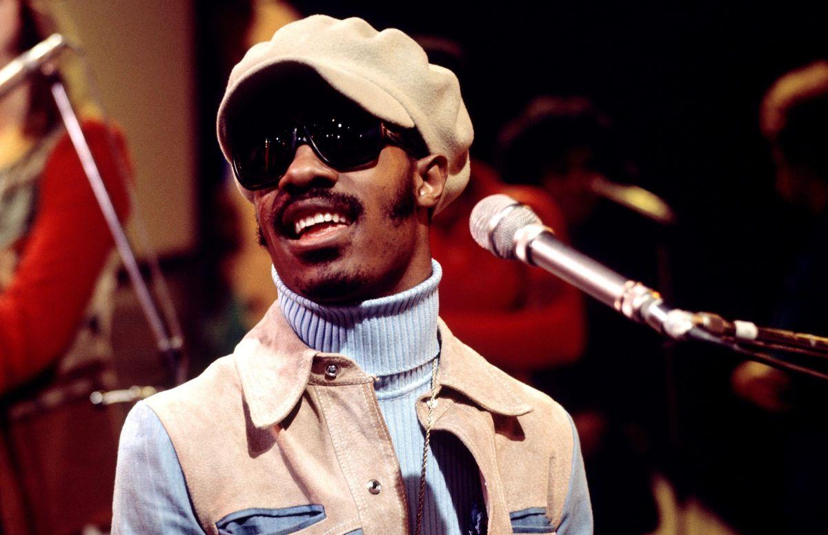 Wonderman Celebrating Stevie Wonder