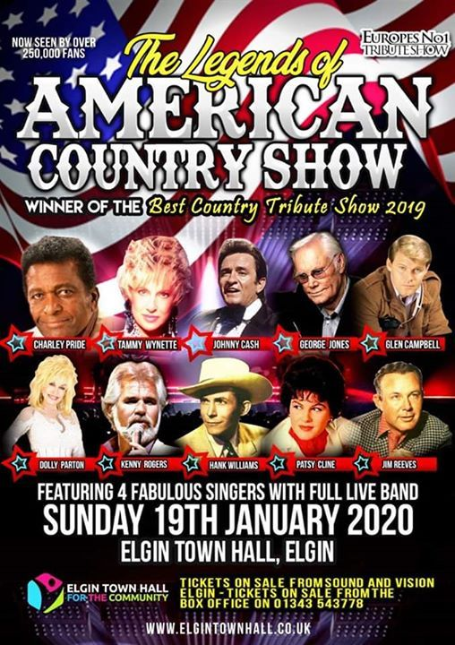 The Legends of American Country Show 2020