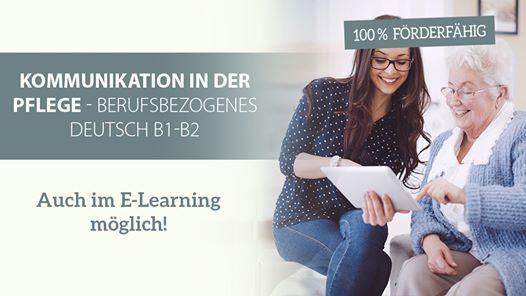 Kommunikation in der Pflege- berufsbezogenes Deutsch B1-B2