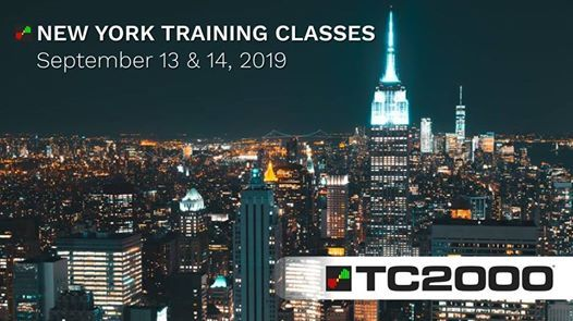 Free TC2000 Training Class - New York at Crowne Plaza Hotel 66 Hale