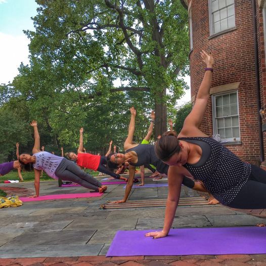 Sunday Serenity Yoga | Event in Washington | AllEvents.in