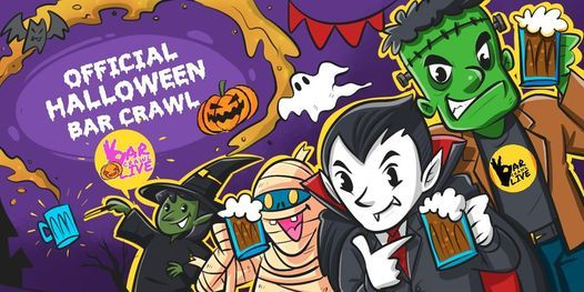 Official Halloween Bar Crawl | Chicago, IL - Bar Crawl Live, 23 October | Event in Chicago | AllEvents.in