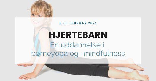 Hjertebarn - Uddannelse i Børneyoga og Børnemindfulness, 5 February   Event in Copenhagen   AllEvents.in