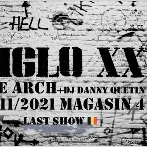 Siglo   The Arch  Magasin 4 Brussels