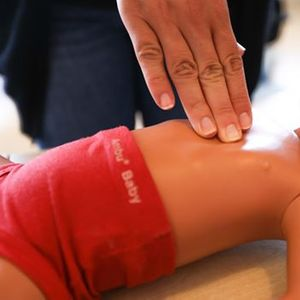 First aid for adults about children