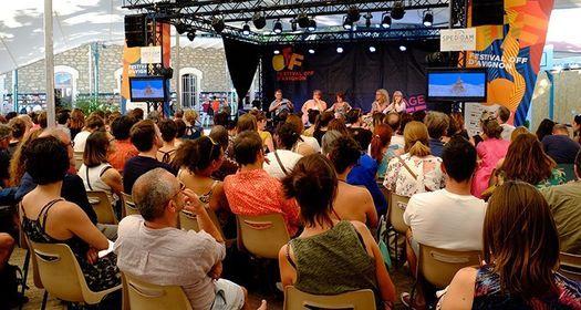 Avignon 2021 : les autres événements en partenariat avec le Festival d'Avignon