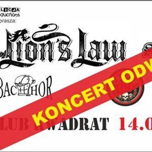 Lions Law Saints&ampSinners Charge 69 Bachor The Sandals  Krakw